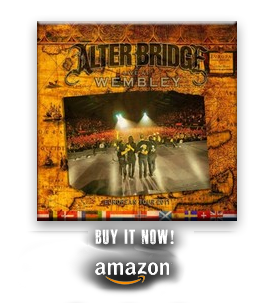 Buy Alter Bridge Live at Wembley